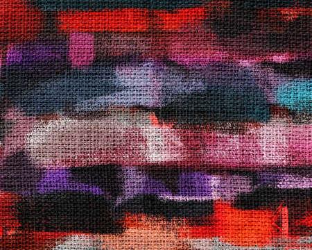burlap jute fabric canvas textured background