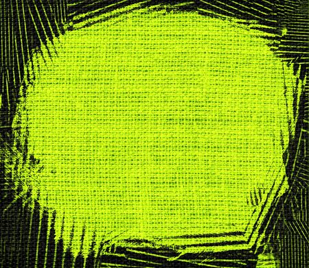 lime green: lime green burlap textured background