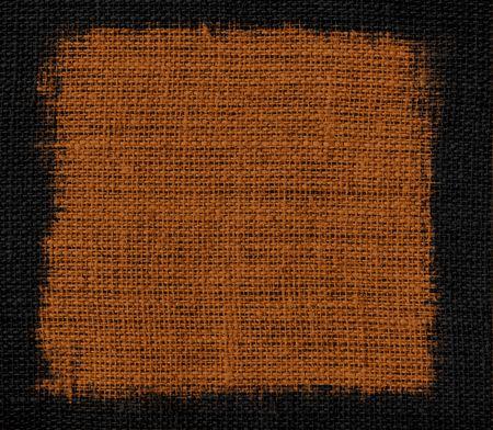 orange peel: brown burlap textured or background
