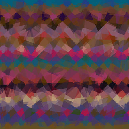 cubism: Abstract colorful background in the style of cubism