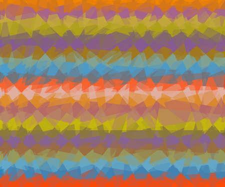 cubismo: Cubismo colorido abstracto fondo geom�trico