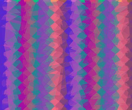 cubismo: Fondo colorido abstracto del cubismo