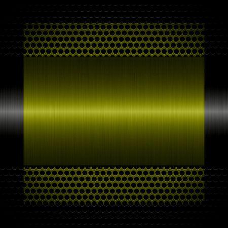 dark olive: olive steel metal texture with holes metal background