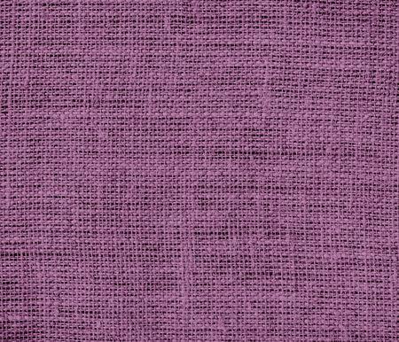 burlap texture: Antique fuchsia burlap texture background Stock Photo