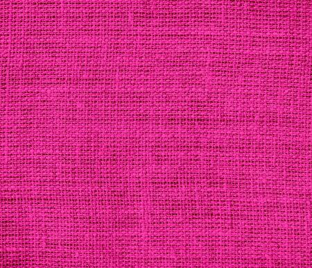 barbie: Barbie pink burlap texture background Stock Photo