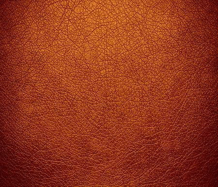 alloy: Alloy orange leather texture background Stock Photo