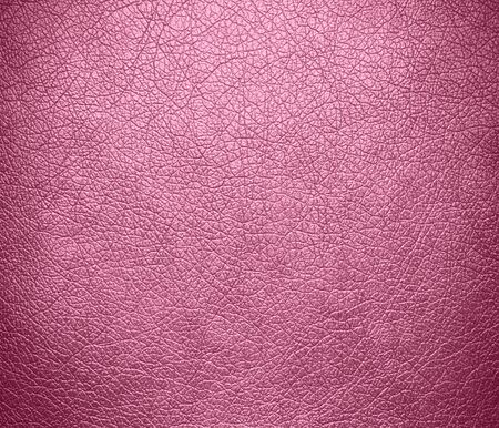 rawhide: Amaranth pink leather texture background Stock Photo