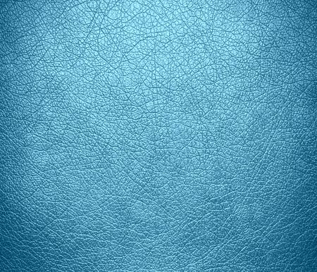 rawhide: Baby blue leather texture background