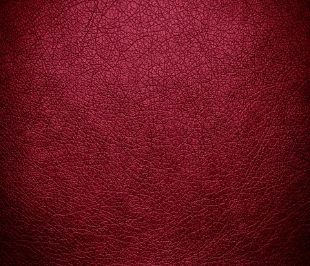 rawhide: Big dip o ruby leather texture background