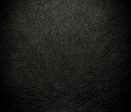 black leather texture: Black olive leather texture background Stock Photo