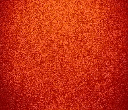 pantone: Orange (Pantone) leather texture background