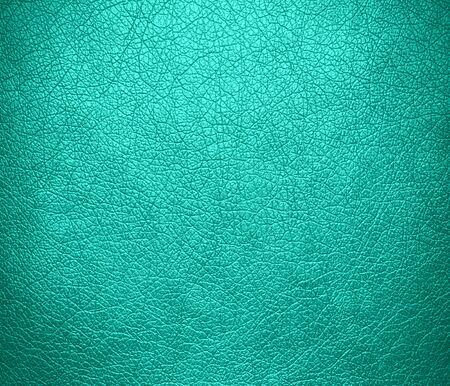 bolster: Turquoise leather texture background