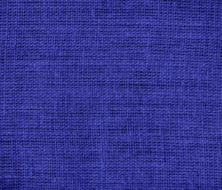 pigment: Blue (pigment) burlap texture background