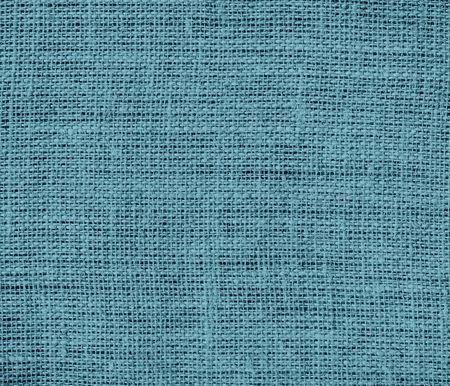 blue lagoon: Blue Lagoon burlap texture background Stock Photo