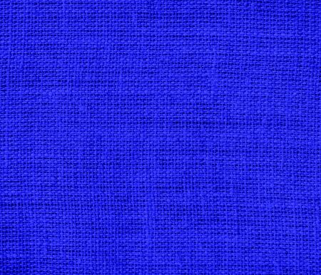 bluebonnet: Bluebonnet burlap texture background Stock Photo