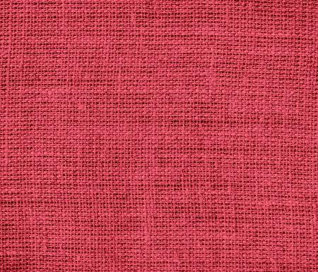 brick red: Brick red burlap texture background