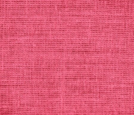 brink: Brink pink burlap texture background Stock Photo