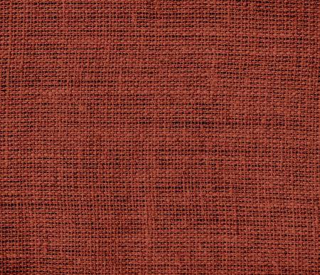 umber: Burnt umber burlap texture background Stock Photo