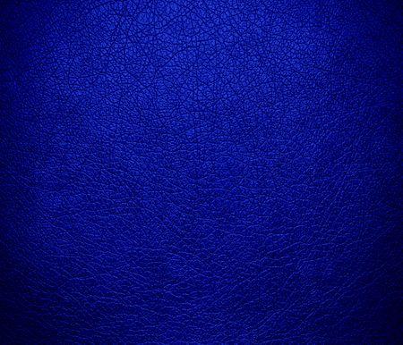 pantone: Blue (Pantone) leather texture background Stock Photo