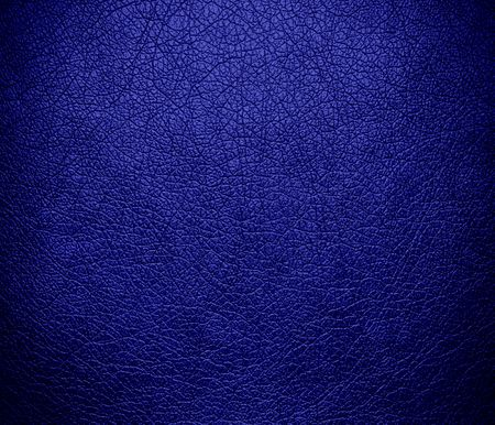 pigment: Blue (pigment) leather texture background