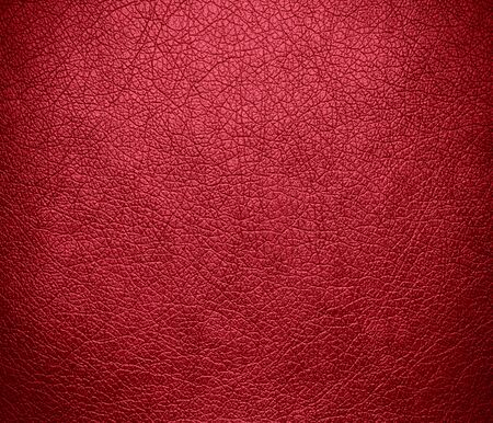 brick red: Brick red leather texture background