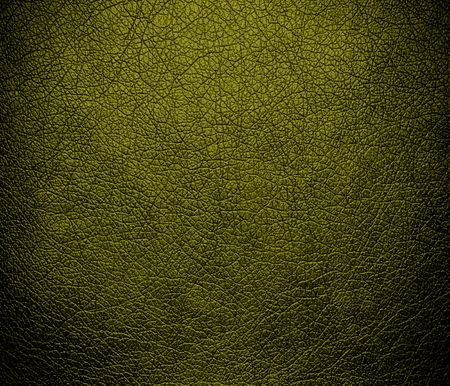 Bronze Yellow leather texture background photo