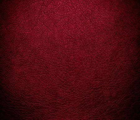 Burgundy leather texture background