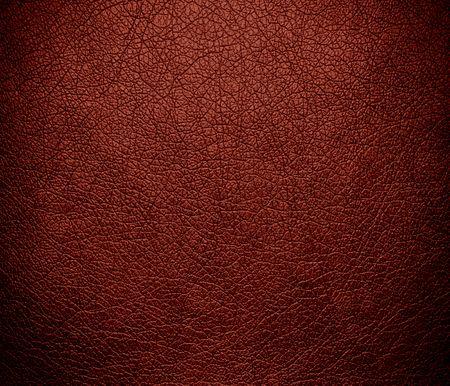 umber: Burnt umber leather texture background