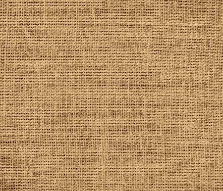 burlap background: Camel burlap texture background Stock Photo