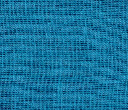 celadon blue: Celadon blue burlap texture background