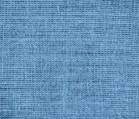 cerulean: Cerulean frost burlap texture background