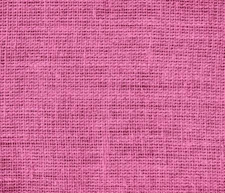 burlap texture: China pink burlap texture background