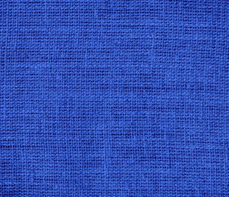 cerulean: Cerulean blue burlap texture background