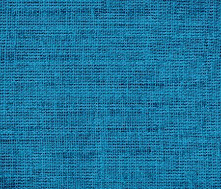 cerulean: Cerulean burlap texture background
