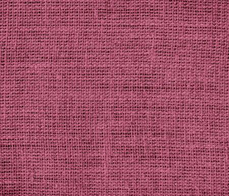 china rose: China rose burlap texture background Stock Photo