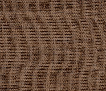 burlap texture: Coffee burlap texture background