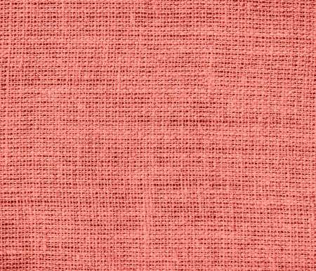 Congo: Congo pink burlap texture background Stock Photo