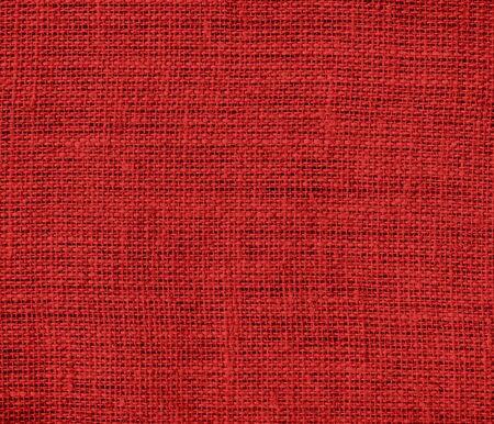 burlap texture: Cornell Red burlap texture background