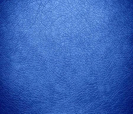 rawhide: Cornflower blue leather texture background