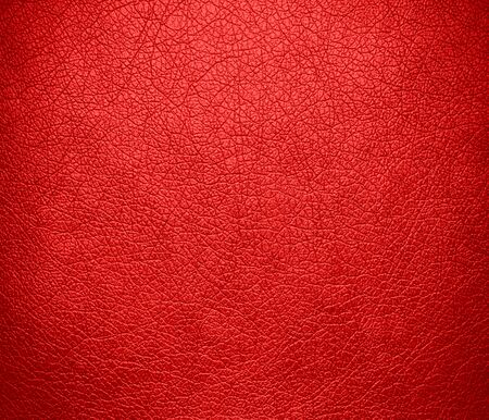 red leather texture: Coral red leather texture background