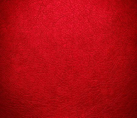 red leather texture: Cadmium red leather texture background Stock Photo