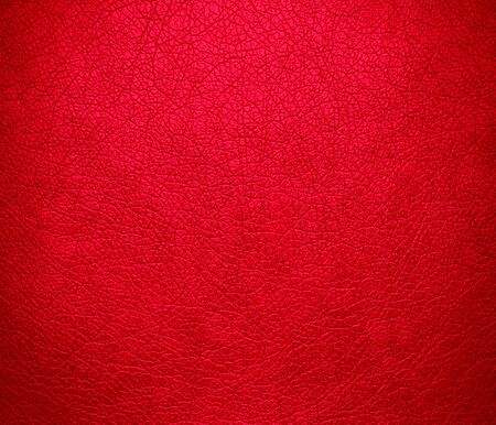 red leather texture: Carmine red leather texture background