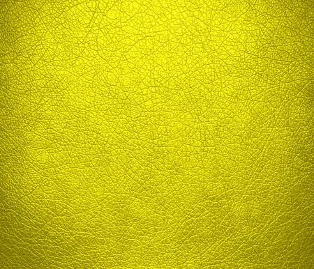 rawhide: Cadmium yellow leather texture background