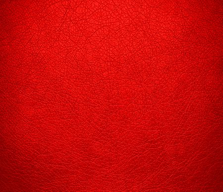 candy apple: Candy apple red leather texture background Stock Photo