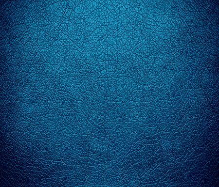 celadon blue: Celadon blue leather texture background