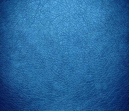 Celestial cuero azul textura de fondo
