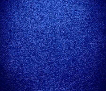 cerulean: Cerulean blue leather texture background