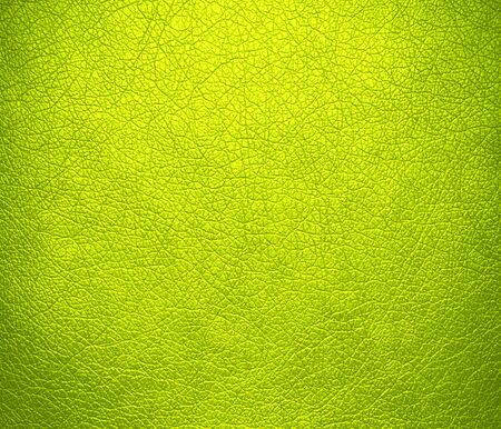chartreuse: Chartreuse (traditional) leather texture background Stock Photo