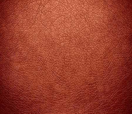 red leather texture: Copper red leather texture background
