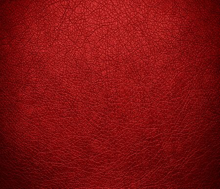 red leather: Cornell Red leather texture background Stock Photo